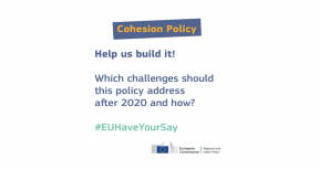 Public consultation on the future Cohesion Policy