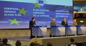 European Defence Action Plan: New Opportunities for Regions